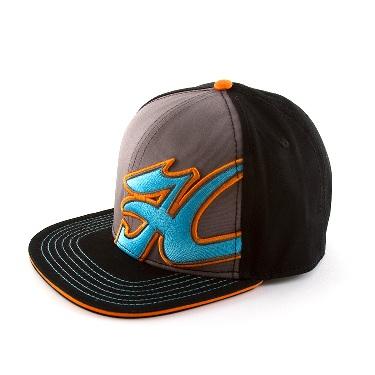 Hat, Hobie Flying H Flat Bill