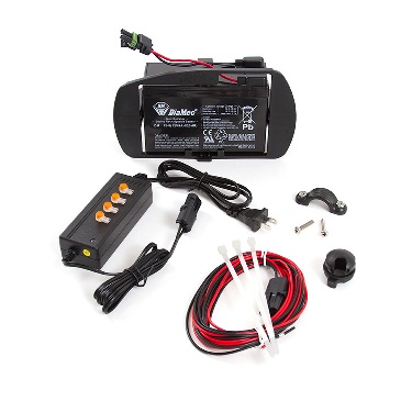 Fishfinder Install Kit Lowrance Ready