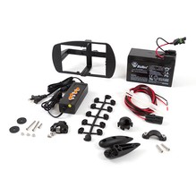 Rudder Ready Fish Finder Install Kit