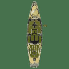 Mat Kit, Pa14 Green/Espresso Inter