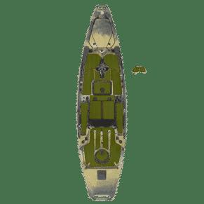 Mat Kit, Pa12 Green/Espesso Inter