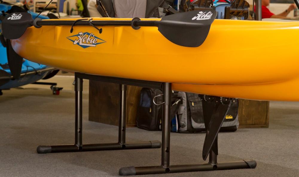 Floor Stand-mirage Kayak Demo