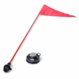 Flag Whip & StarPort Kit Black
