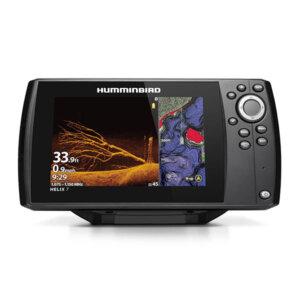 HUMMINBIRD HELIX 7 CHIRP MDI GPS G3