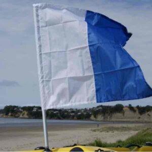 Railbalza Flag pole