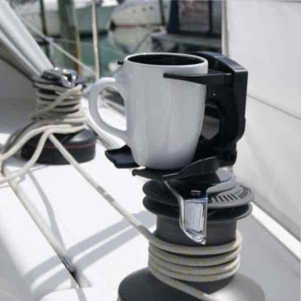 Railblaza Cupclam Black