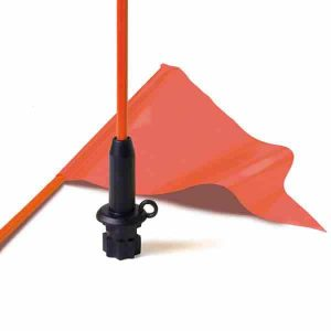 Railblaza Flag Whip & Pennant Black Base