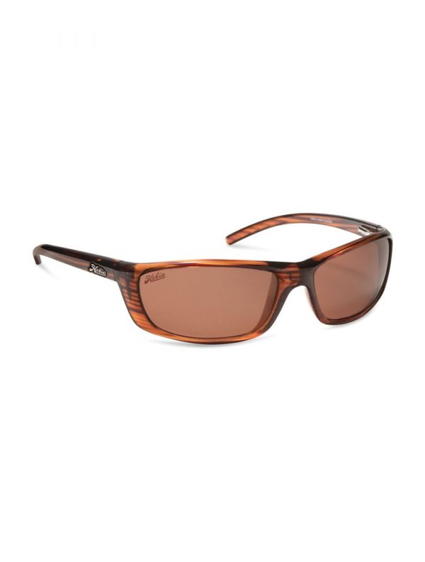 CABO - SHINY BROWN WOOD GRAIN COPPER LENS