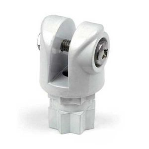 Clevis/bimini Support Pair White