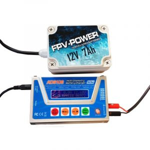 FPV powder Pro Charger