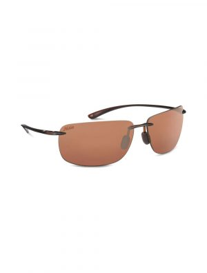 RIPS - SHINY CRYSTAL BROWN COPPER LENS