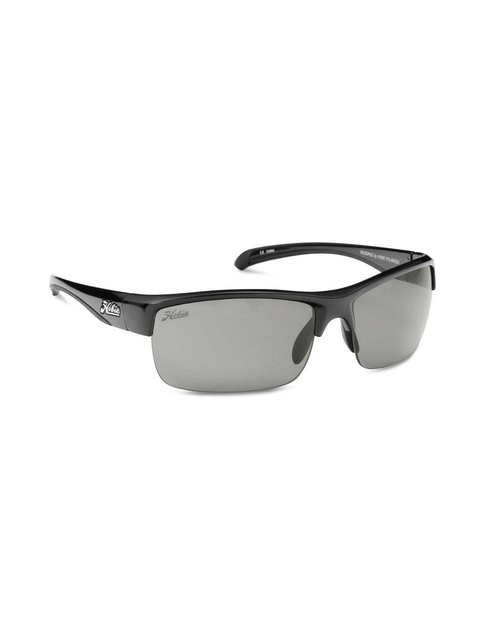 Rockpile Hydroclean Polycarbonate - Shiny Black / Grey