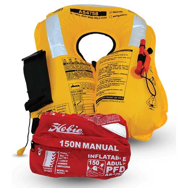 Hobie Inflatable Belt Pack Pfd