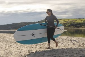 Stand Up Paddleboard For Exercise In Brisbane During Covid-19 !