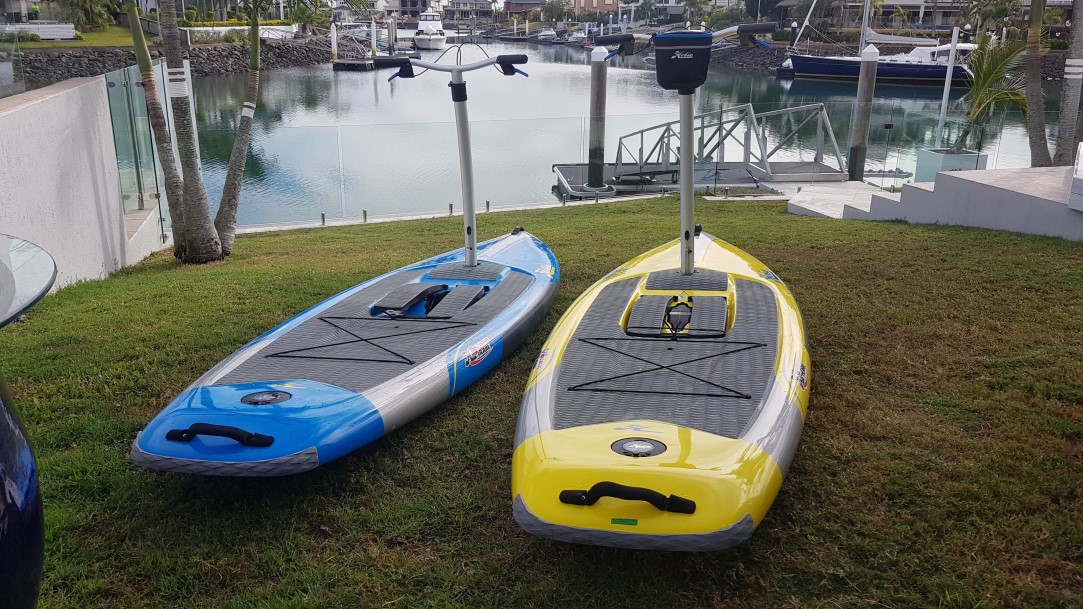 His and hers Hobie Eclipse