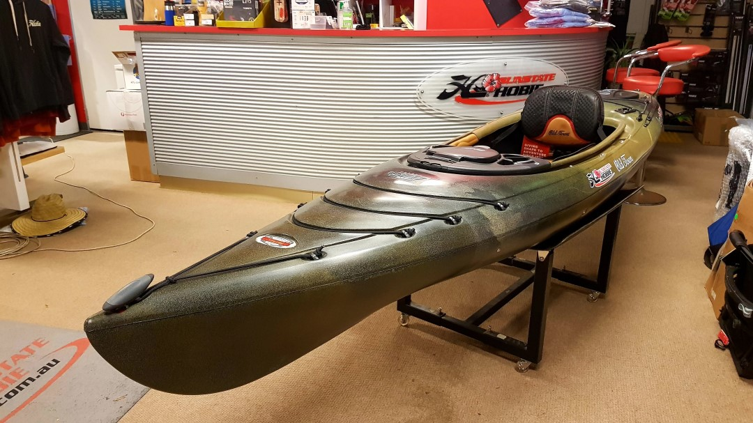 Old Town Loon kayak