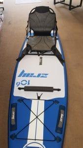 Optional Kayak Seat On Isup