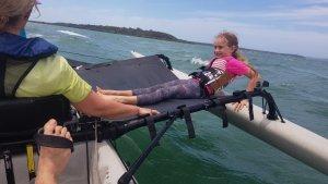 Kids On Hobie Tandem Island