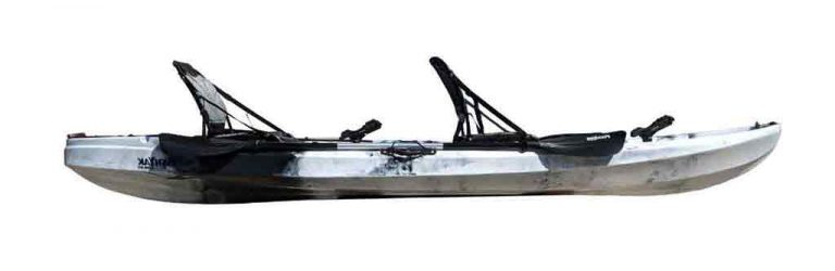 Asylum Double Fishing Kayak