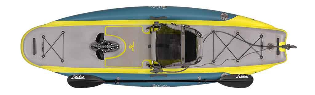 Hobie Itrek 11 Inflatable Kayak