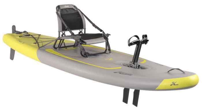 Hobie Itrek 9 Ultralight Inflatable Kayak