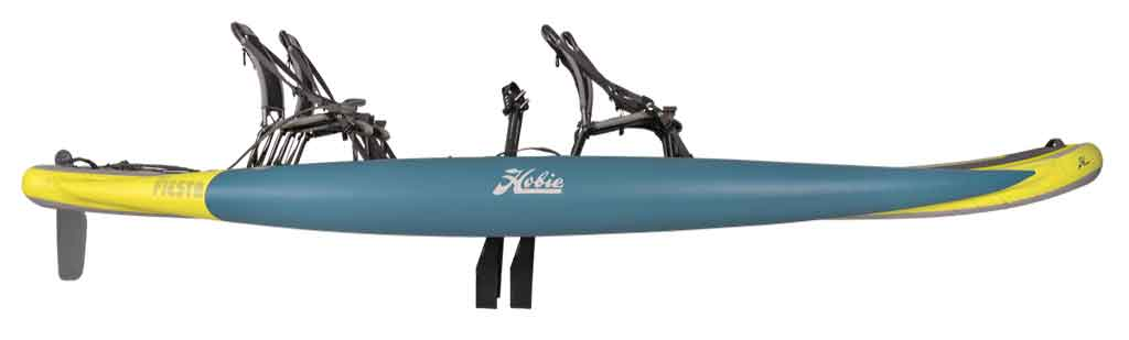 Hobie iTrek Fiesta Inflatable Kayak