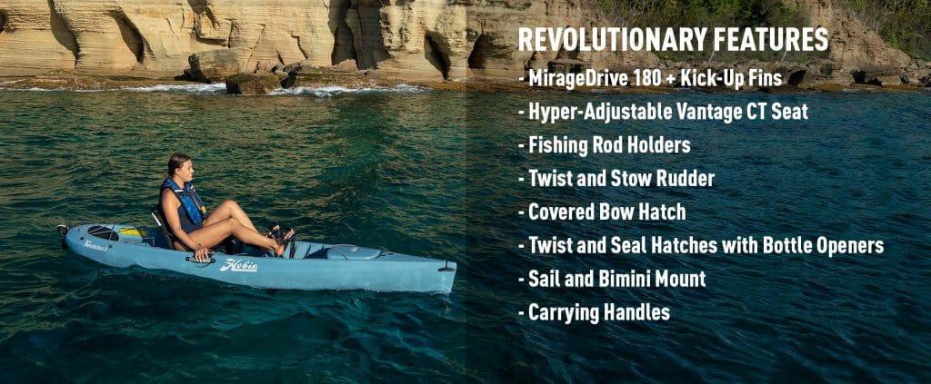 Hobie Revolution 11