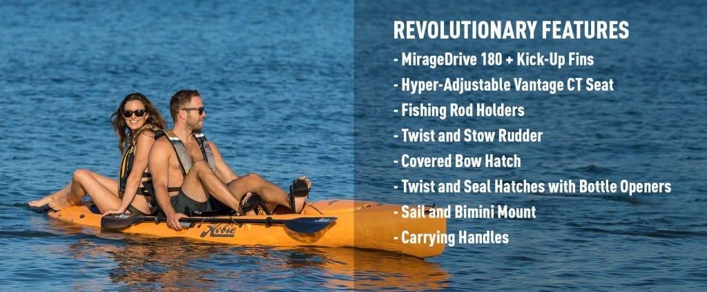 Hobie Revolution 13