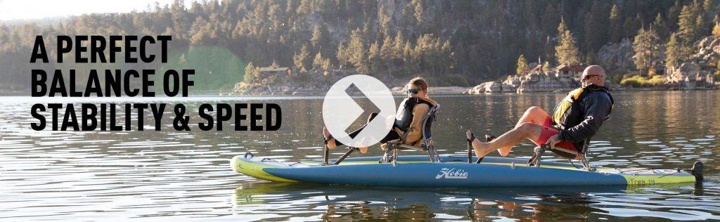 Hobie Itrek 14 Duo Inflatable Kayak