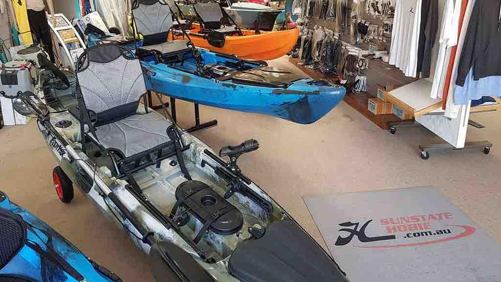 Low Cost Fishing Kayak