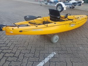 Great 2Nd Hand 2015 Hobie Outback