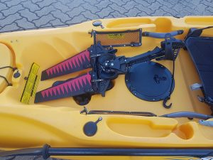 Great 2Nd Hand 2015 Hobie Outback - Sold