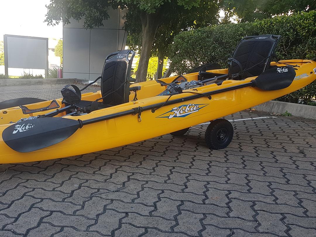 Cheap Tandem Hobie Kayak