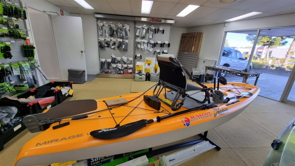 Hobie Lynx At Sunstate Watersports