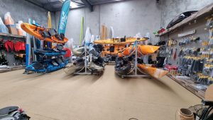 The New Sunstate Watersports Shop